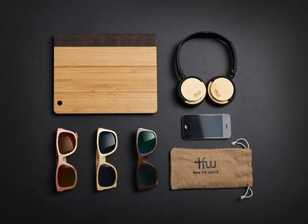 accessoires aus holz time for wood pink green. Black Bedroom Furniture Sets. Home Design Ideas