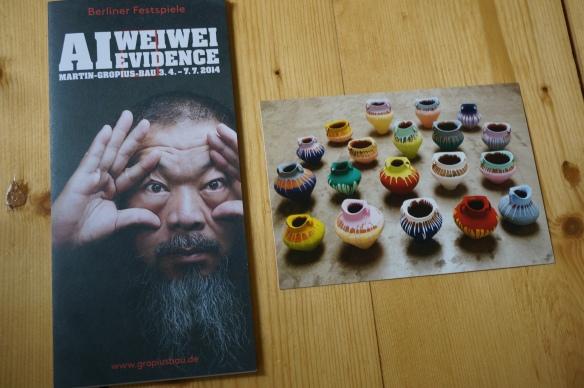Ausstellung Evidene Ai Weiwei Martin-Gropius-Bau