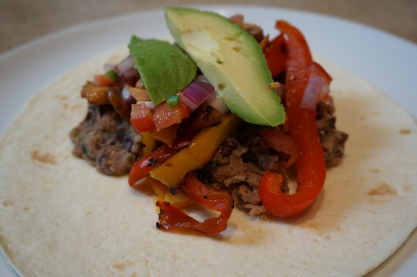 vegane Tortillas